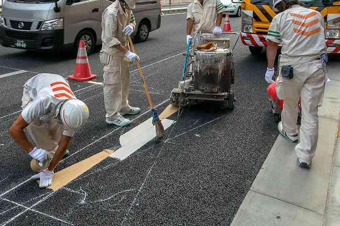 道路工事の魅力って?